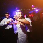 Braut die Tanzt